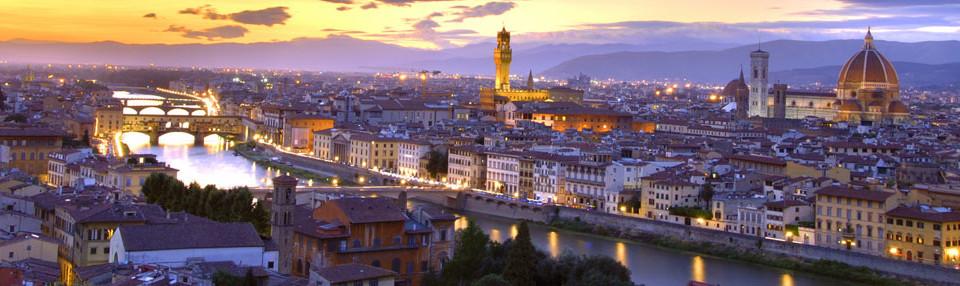 Week end romantico a Firenze: vivi un San Valentino speciale
