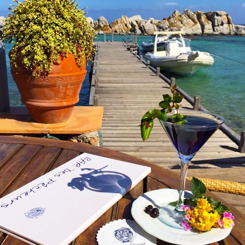 L'essenza della Corsica nel Signature Cocktail Hotel des Pecheurs 2016