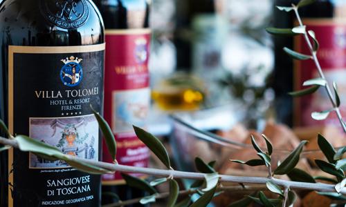 Vendemmia a Villa Tolomei:la nostra passione per i vini made in Tuscany